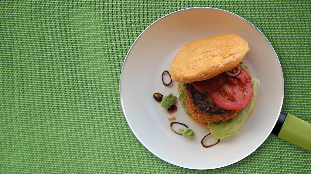 Tofu-Burger