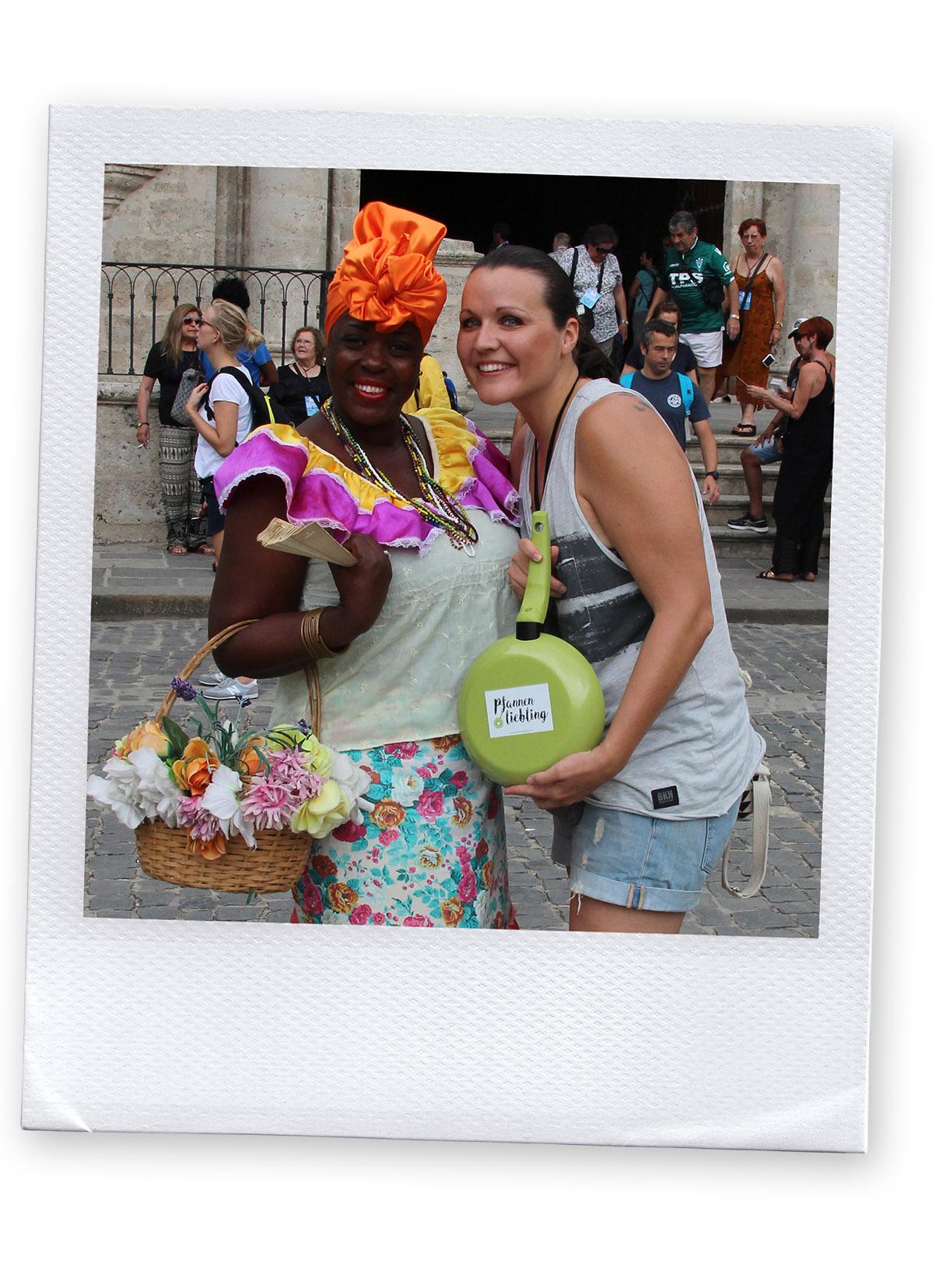 Alwina in Havanna