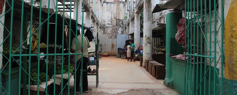 Bauernmarkt Havanna