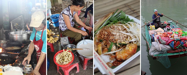 Vietnam und Thailand