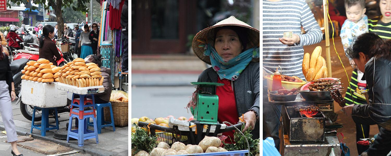 Baguette in Vietnam