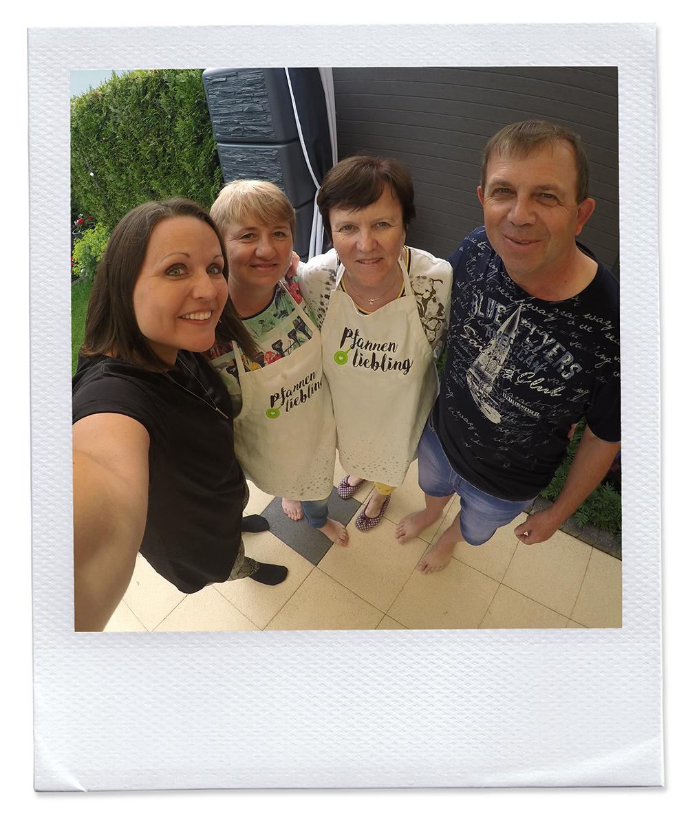 Katharina Polaroid