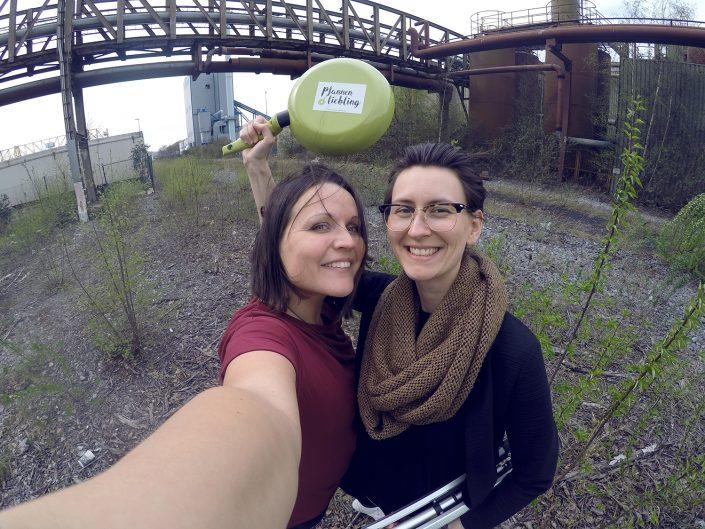 Die Grüne Pfanne im Ruhrpott
