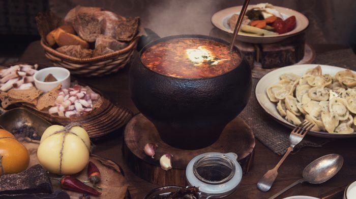 Russische Küche Archive   Foodblog Pfannenliebling