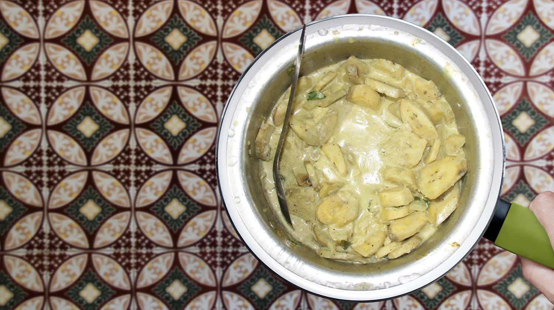Bananen-Curry