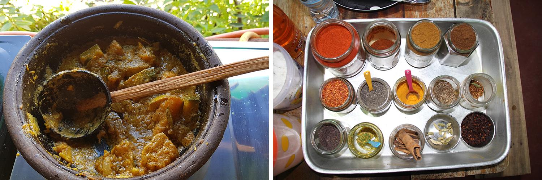 Kürbis-Curry