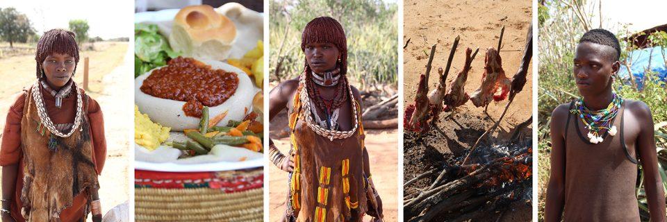Völker im Süden & Injera