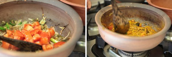 Makrelen-Curry